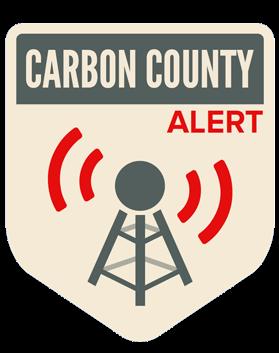Carbon County Alert